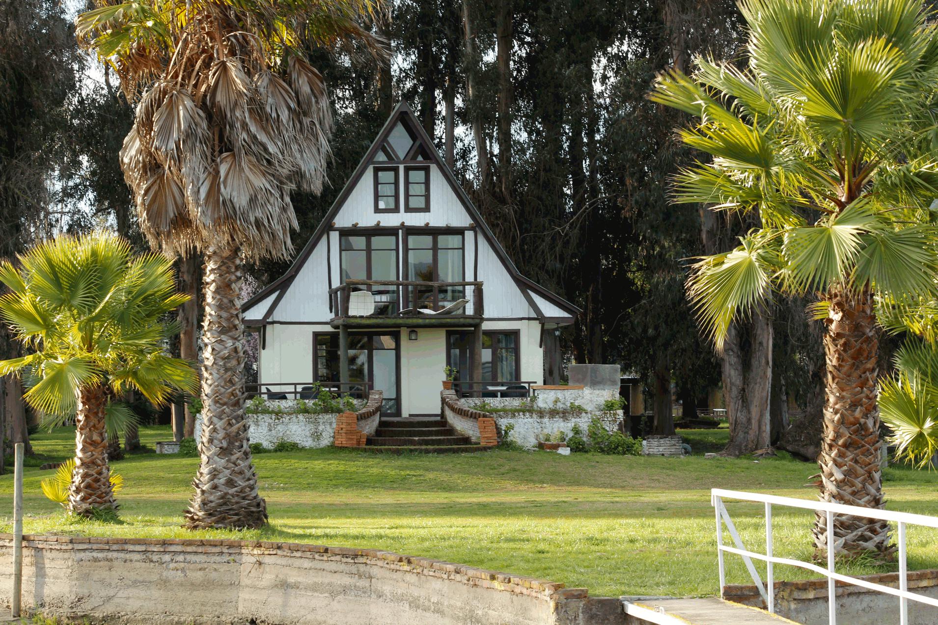 Jardín del Lago