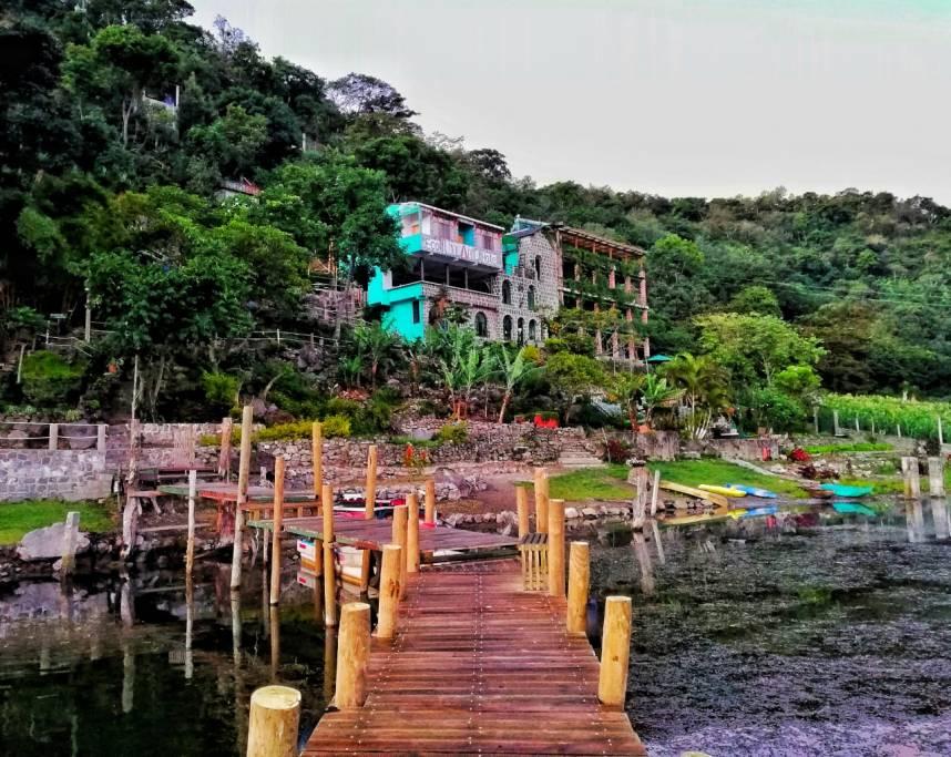 Eco Hotel Uxlabil Atitlán