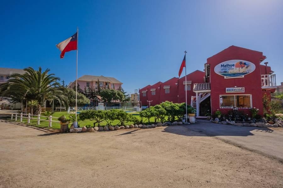 Apart Hotel Cabañas Maihue